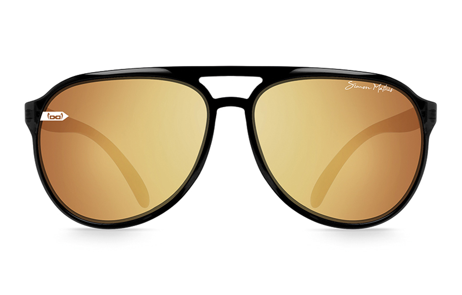 gloryfy Simon Mathis Sunglasses Edition Gi3 Navigator Front view