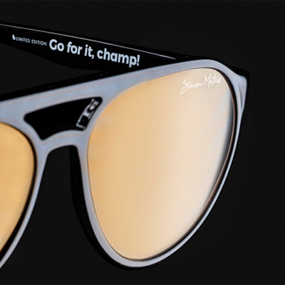 gloryfy Simon Mathis Sunglasses Edition Gi3 Navigator side view
